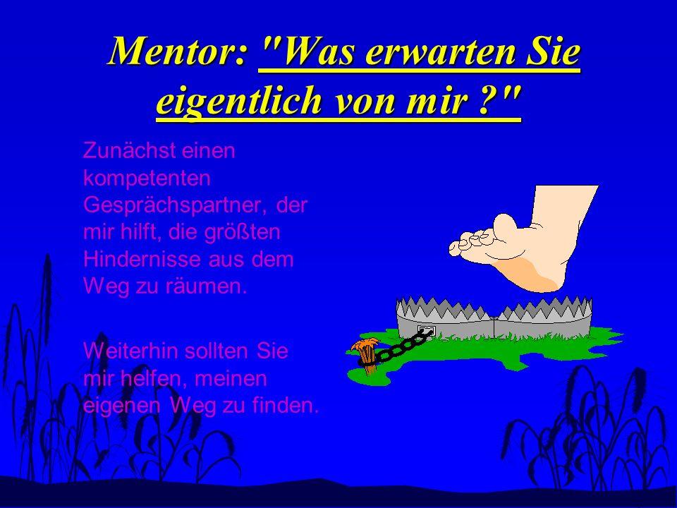 Mentor:
