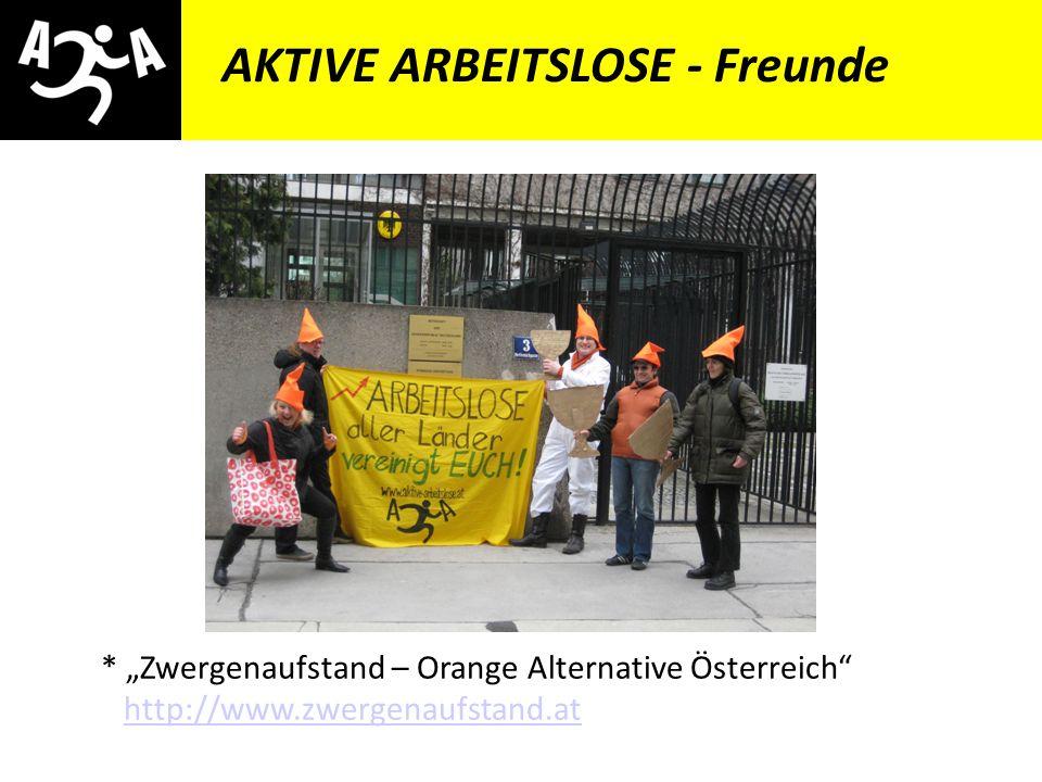 AIVG Novelle > verschlechtert AKTIVE ARBEITSLOSE - Gliederung * den Verein Aktive Arbeitslose http://www.aktive-arbeitslose.at https://www.facebook.co