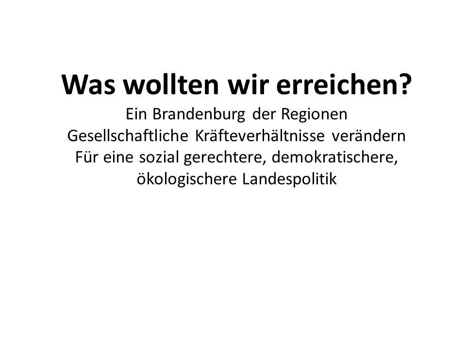 Irene Wolff-Molorciuc (Vorsitzende Volkssolidarität Brandenburg) zum Start des Volksbegehrens: 25.02.2008 Seit vielen Jahren setzen sich Brandenburger Bürgerinnen und Bürger für die Einführung eines Sozialtickets in Brandenburg ein.