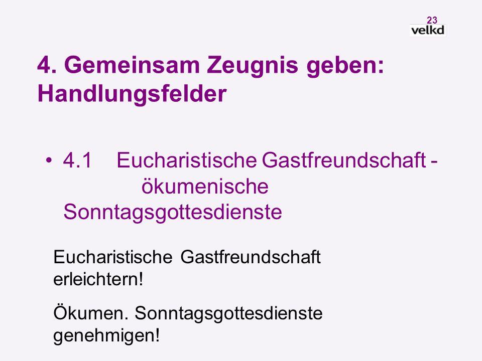 22 3. Einander begegnen: Konsultation, Konflikte, Kompromisse 3.6...