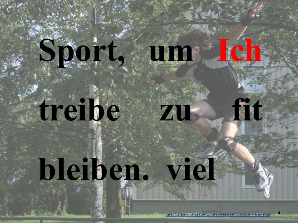 Sport, um Ich treibe zu fit bleiben. viel http://upload.wikimedia.org/wikipedia/commons/0/0a/Inline_freestyler.jpg 4
