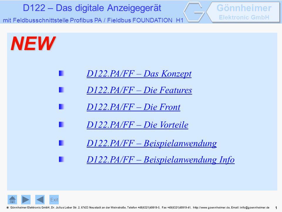 1 Gönnheimer Elektronic GmbH, Dr. Julius Leber Str.