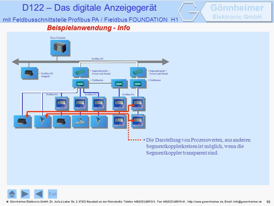 10 Gönnheimer Elektronic GmbH, Dr. Julius Leber Str.
