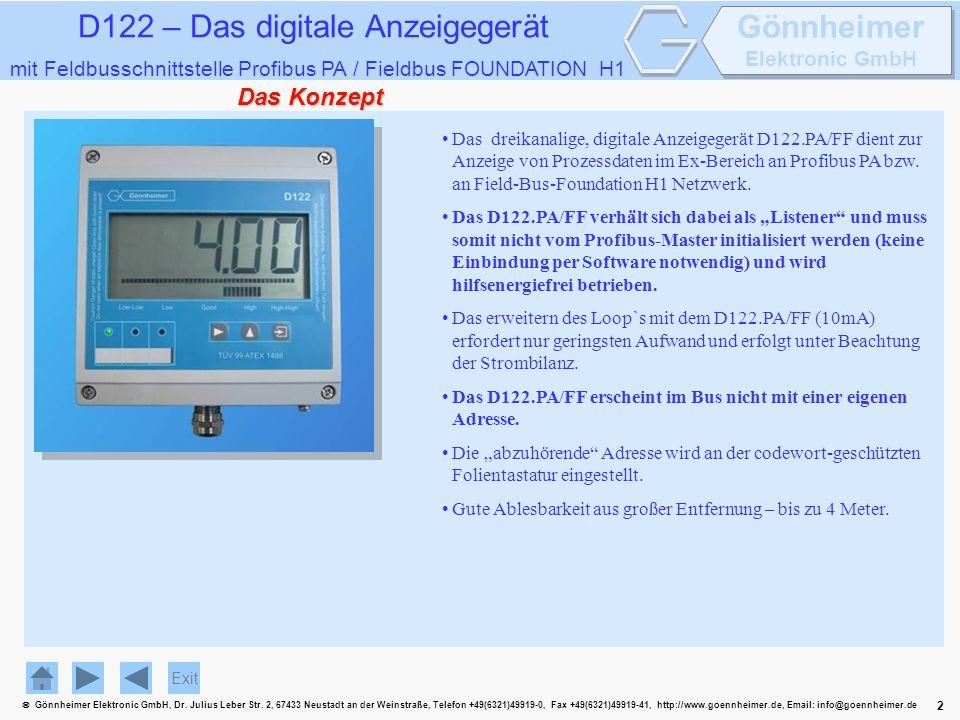 2 Gönnheimer Elektronic GmbH, Dr. Julius Leber Str.
