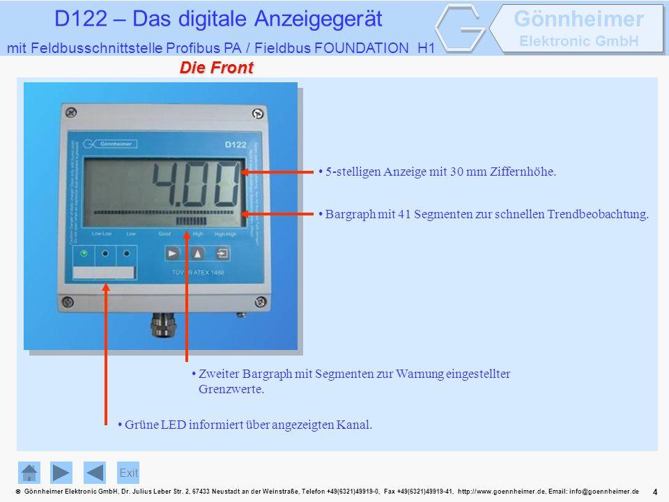 4 Gönnheimer Elektronic GmbH, Dr. Julius Leber Str.