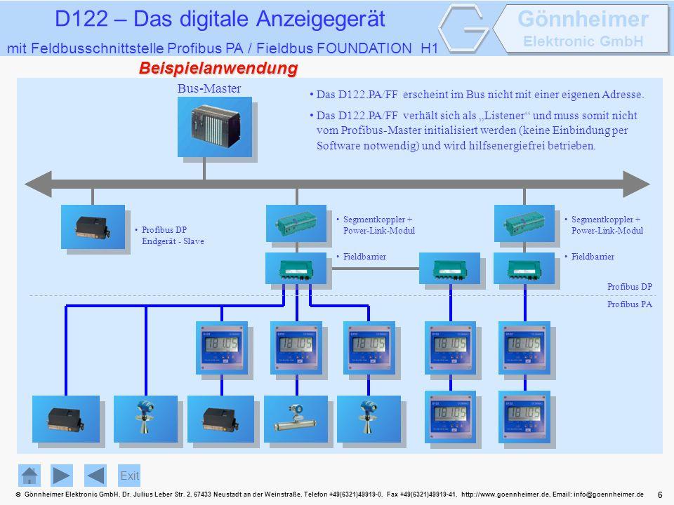 6 Gönnheimer Elektronic GmbH, Dr. Julius Leber Str.