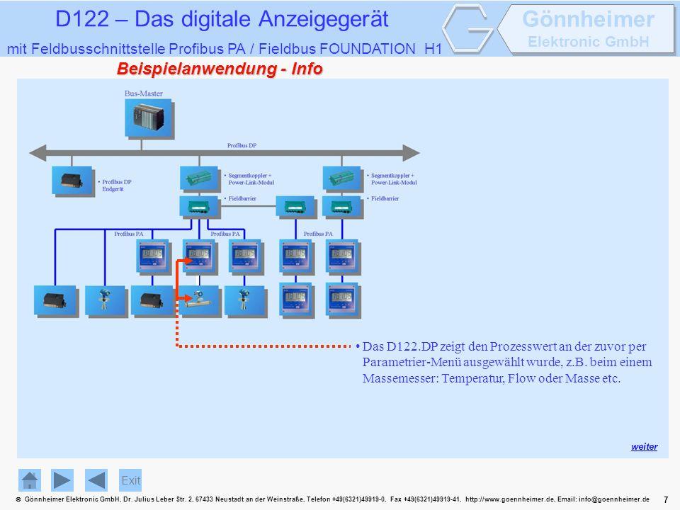 7 Gönnheimer Elektronic GmbH, Dr. Julius Leber Str.