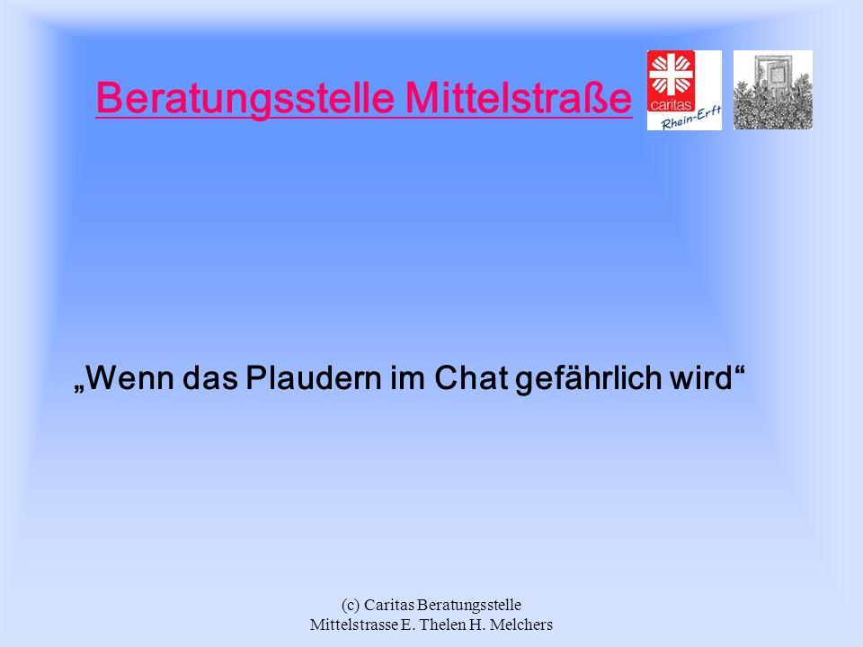 (c) Caritas Beratungsstelle Mittelstrasse E.Thelen H.
