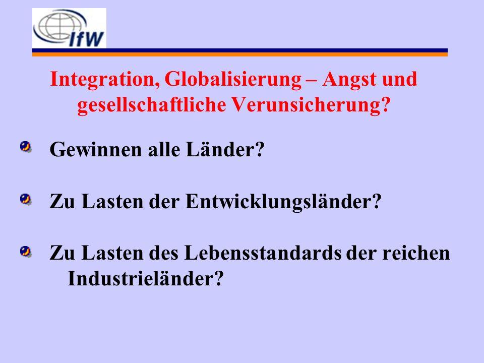 Lastenheft schon lange bekannt: Herbert Giersch (Hrsg.) Wie es zu schaffen ist.