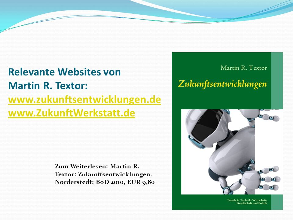 Relevante Websites von Martin R.