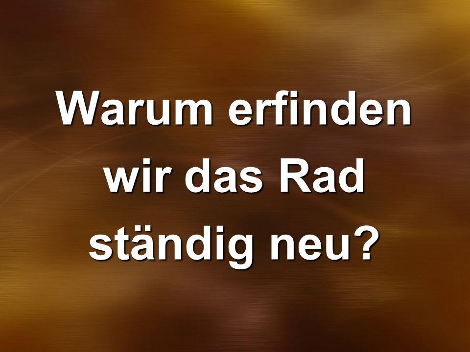 Demo: Rekursive CTE Abfrage DECLARE @StartOrt char(50); SET @ StartOrt = Frankfurt ; WITH cte (ID, Ort, Macht) AS ( SELECT ID, Ort, Macht FROM DieWelt WHERE Ort = @ StartOrt UNION ALL SELECT dw.ID, dw.Ort, dw.Macht FROM DieWelt dw JOIN cte ON dw.ID = cte.Macht ) SELECT * FROM cte ORDER BY ID