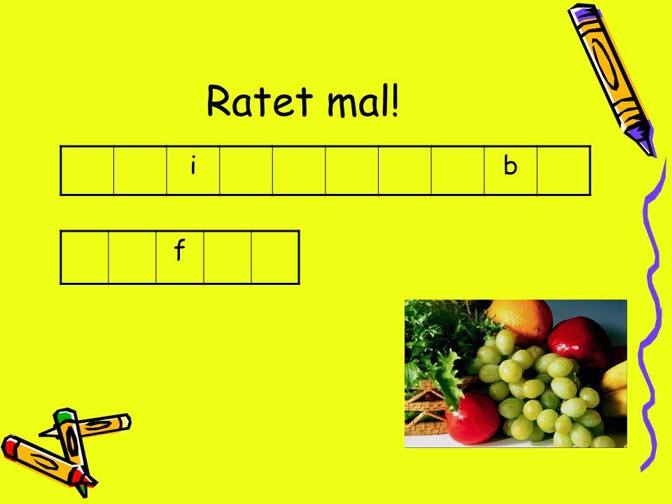 Antworten! Weintraube Apfel