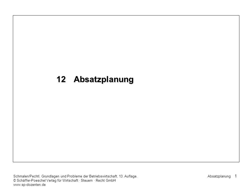 1 Schmalen/Pechtl, Grundlagen und Probleme der Betriebswirtschaft, 13.