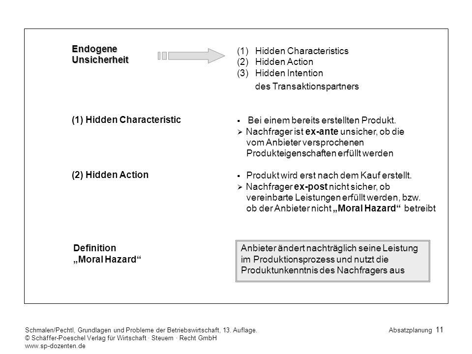 11 Schmalen/Pechtl, Grundlagen und Probleme der Betriebswirtschaft, 13.