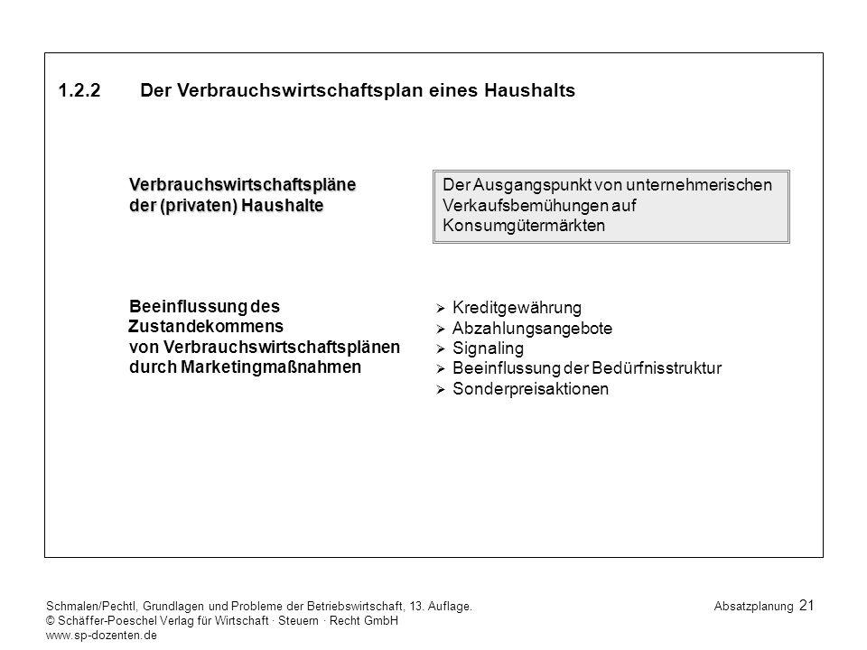 21 Schmalen/Pechtl, Grundlagen und Probleme der Betriebswirtschaft, 13.