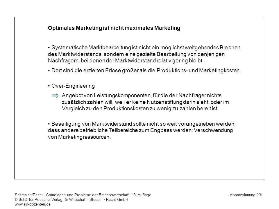 29 Schmalen/Pechtl, Grundlagen und Probleme der Betriebswirtschaft, 13.