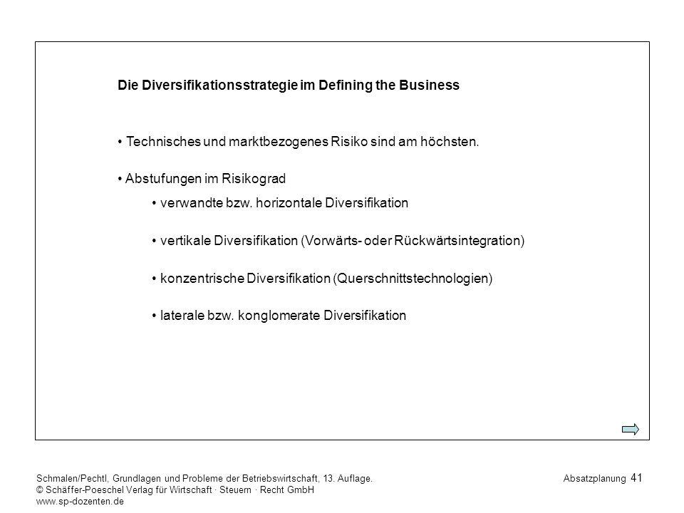41 Schmalen/Pechtl, Grundlagen und Probleme der Betriebswirtschaft, 13.