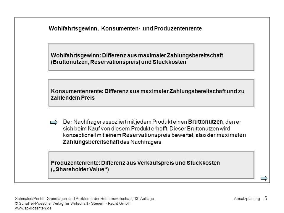 46 Schmalen/Pechtl, Grundlagen und Probleme der Betriebswirtschaft, 13.