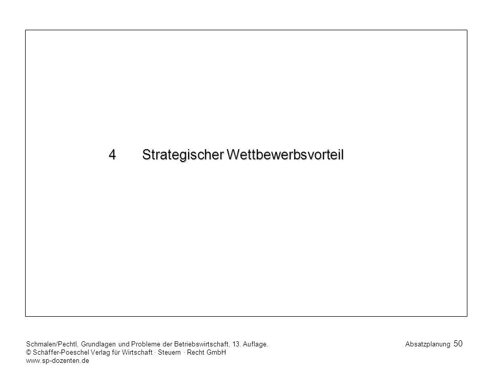 50 Schmalen/Pechtl, Grundlagen und Probleme der Betriebswirtschaft, 13.