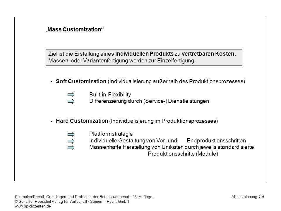 58 Schmalen/Pechtl, Grundlagen und Probleme der Betriebswirtschaft, 13.
