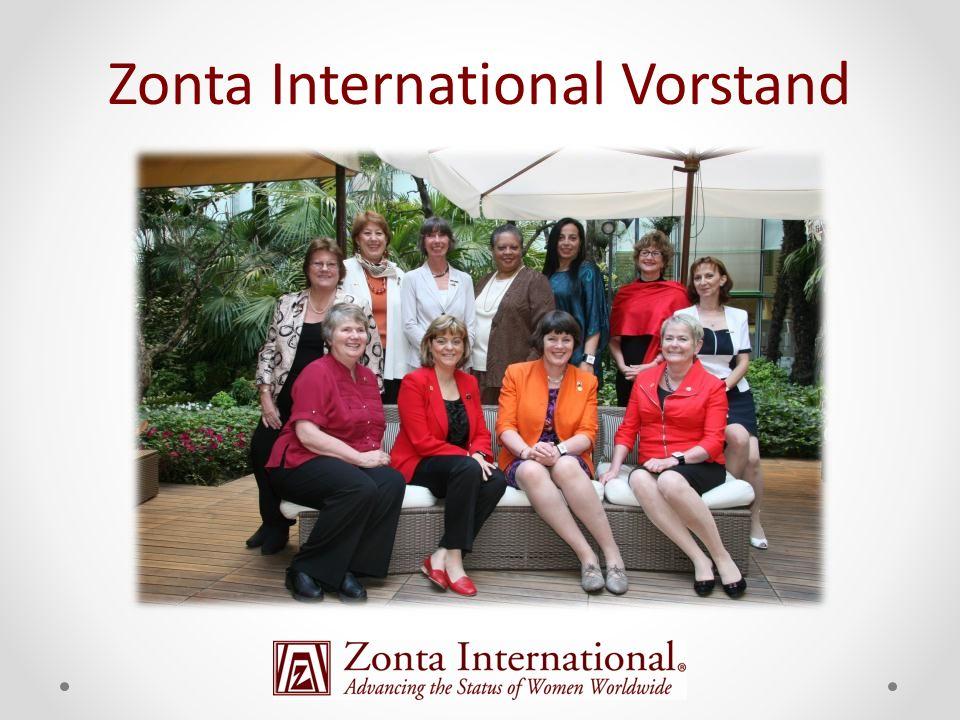 Zonta International Vorstand