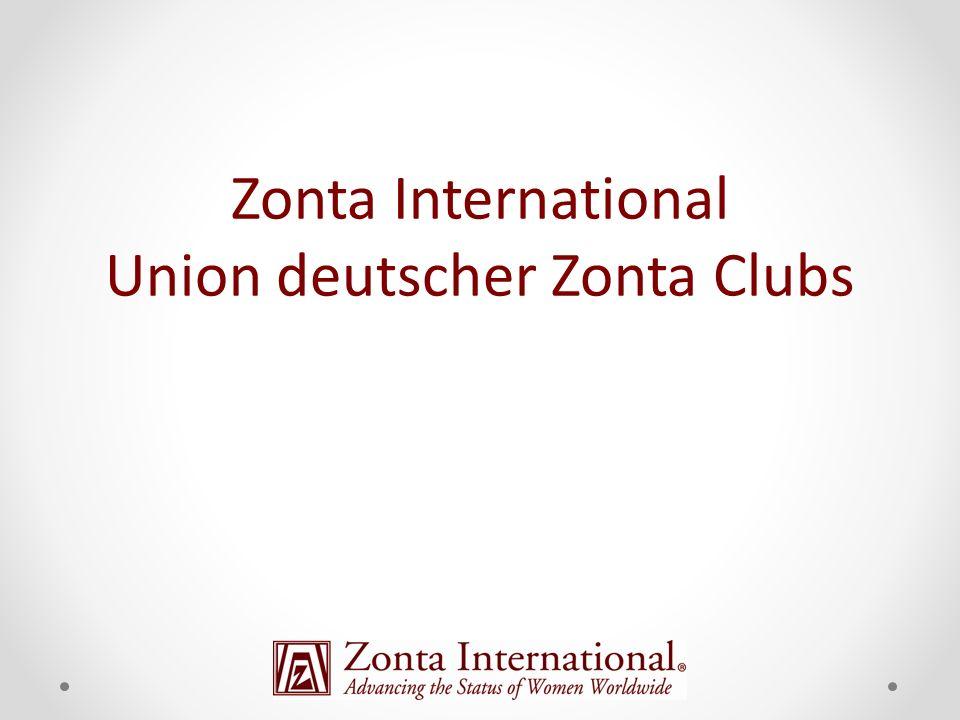 Zonta International Union deutscher Zonta Clubs