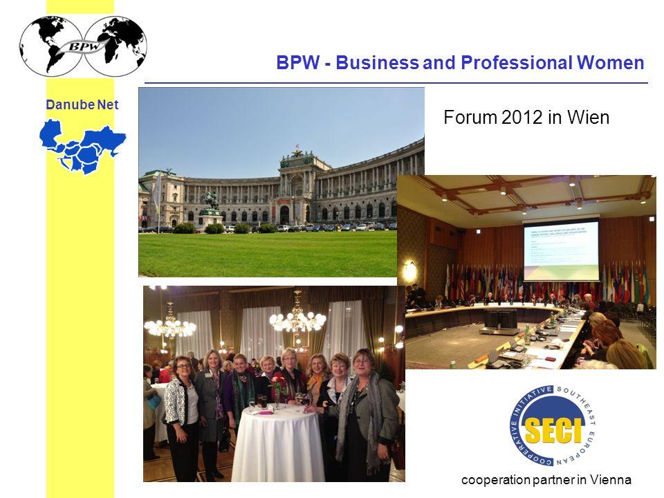 BPW - Business and Professional Women Danube Net Kontakte: Ingrid Asche, Deutschland BPW 1.