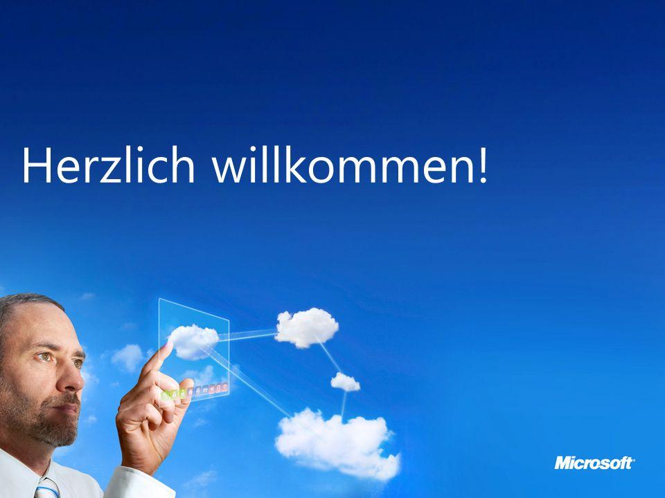 Microsoft Cloud Day Herzlich willkommen!