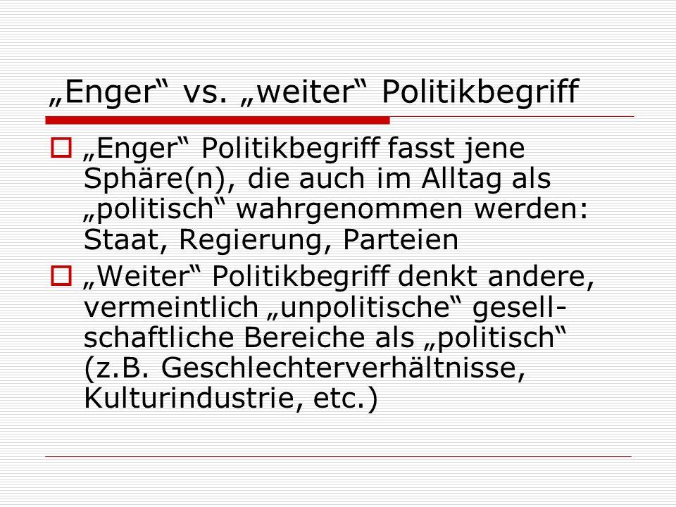 Enger vs.