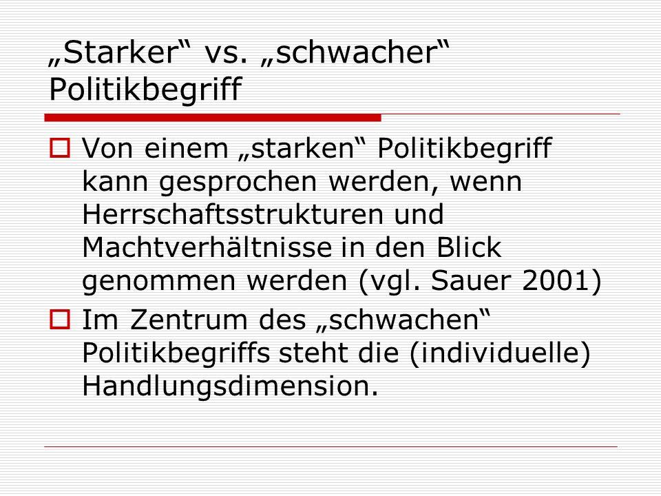 Starker vs.