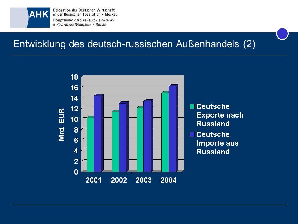 Maschinen und Ausrüstungen Deutsche Maschinen und Ausrüstungen bzw.