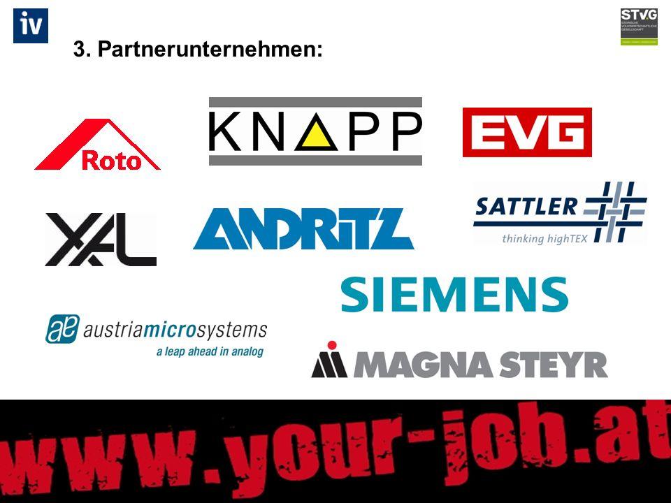 3. Partnerunternehmen: