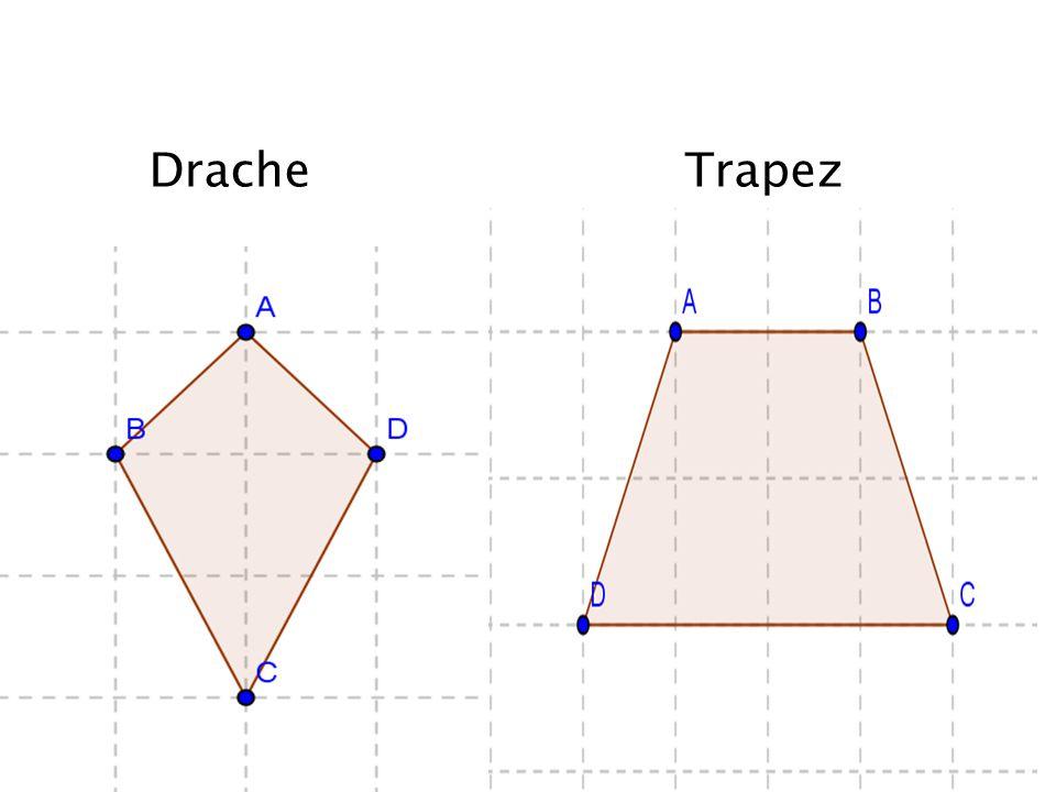 Drache Bezeichnungen und Definition Flächen- bzw.