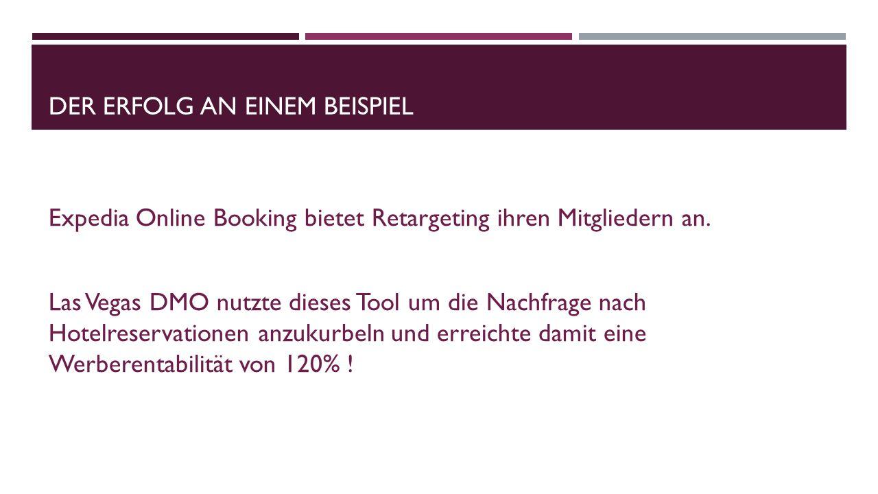 WARUM GEEIGNET FÜR DEN TOURISMUSSEKTOR.