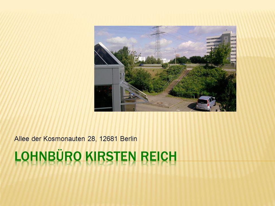 Allee der Kosmonauten 28, 12681 Berlin