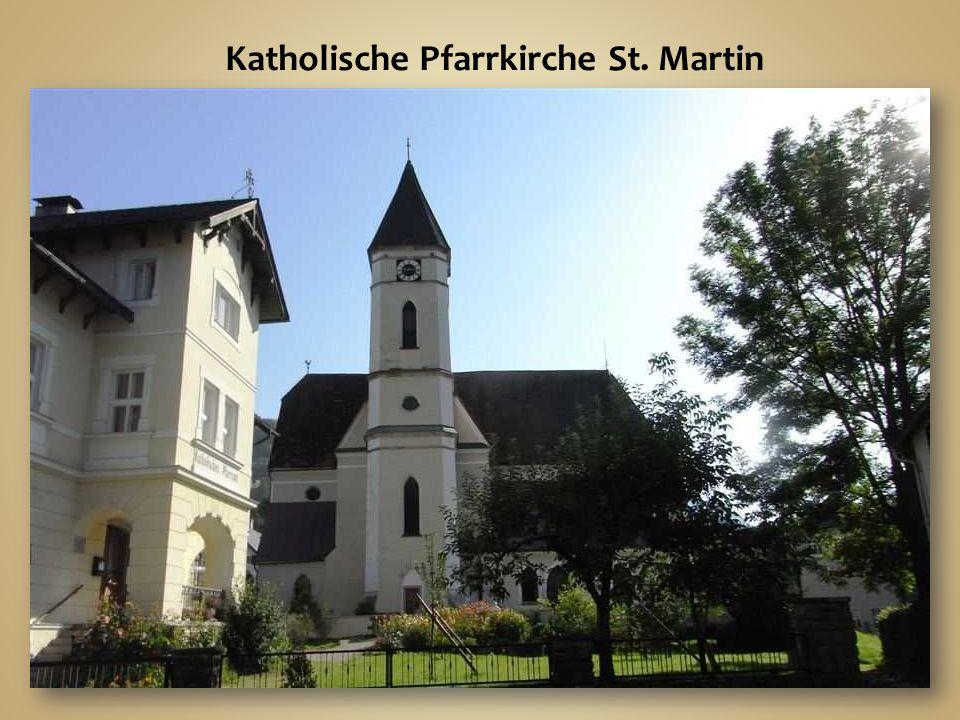 Stahlglocke St. Martin aus dem Jahre 1923. Im 1.