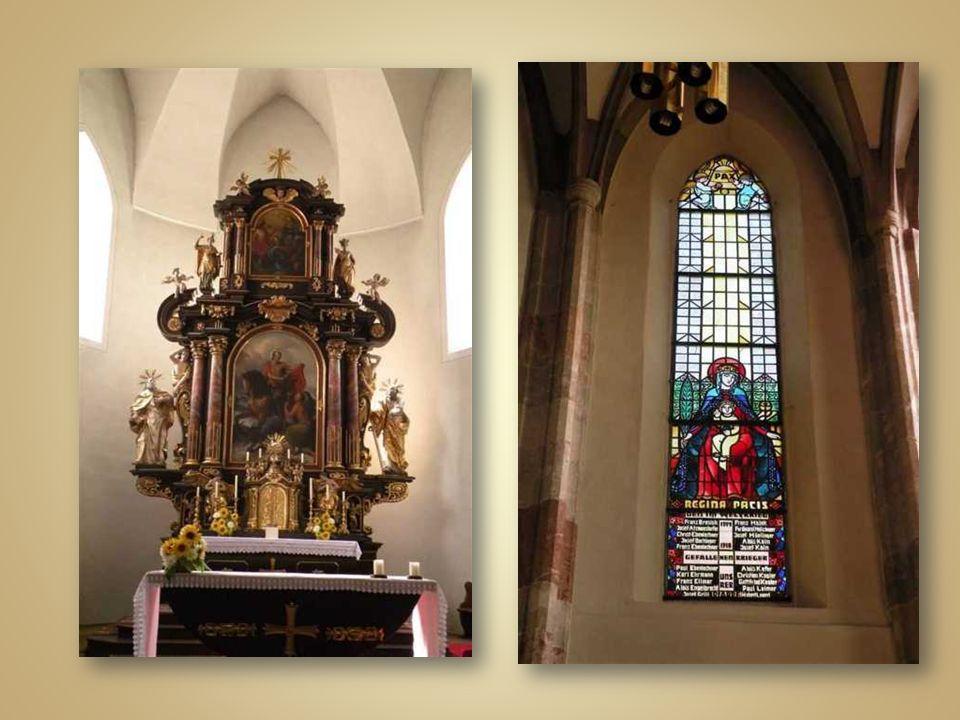 Katholische Pfarrkirche St. Martin