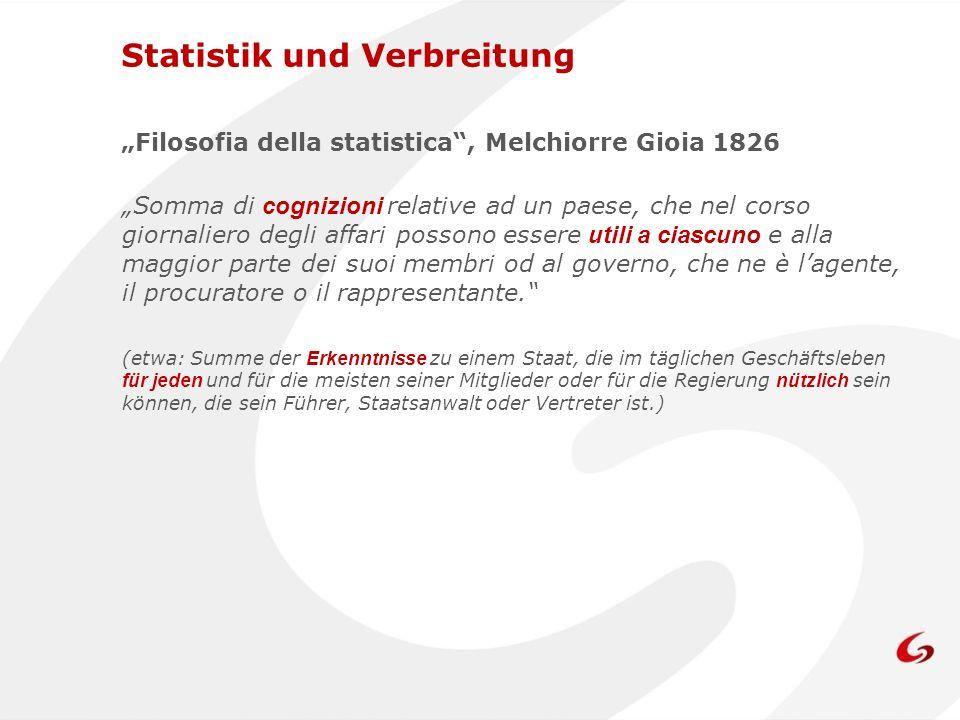Statistik und Verbreitung Grundprinzipien der amtlichen Statistik, 1994 von den Vereinten Nationen angenommen Die amtlichen Statistiken sind ein unverzichtbares Instrument des Informationssystems einer demokratischen Gesellschaft.