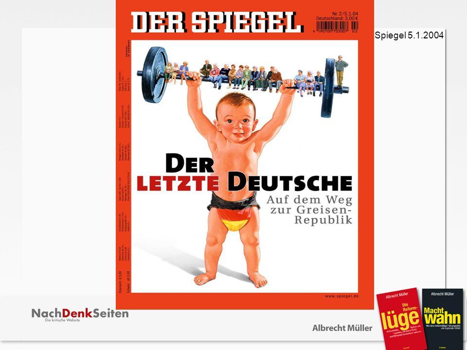 Spiegel 5.1.2004
