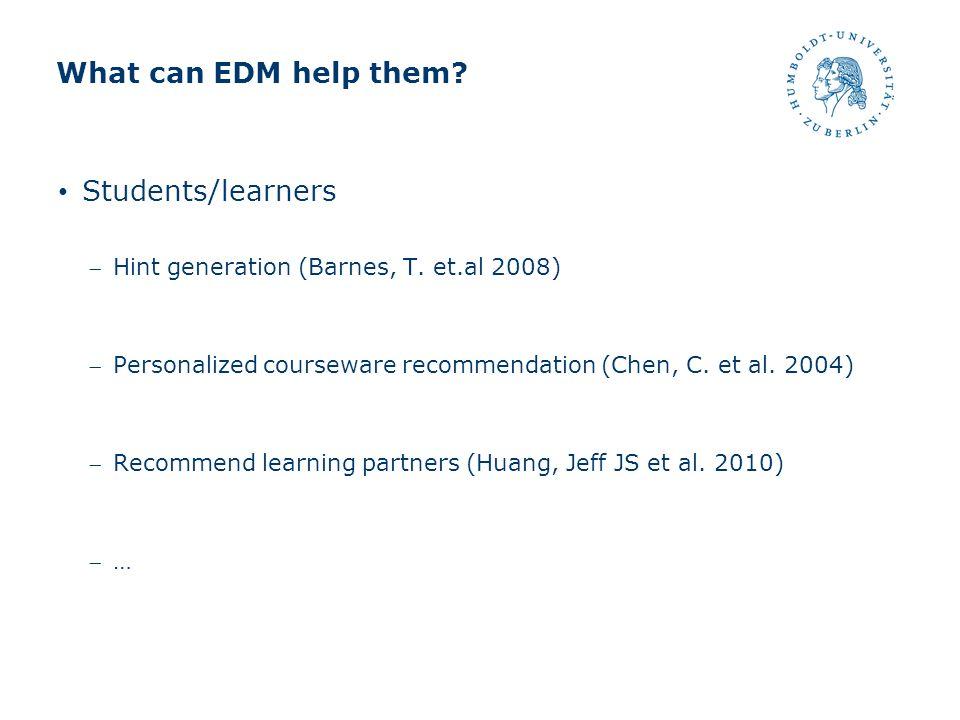 Themen Learning Analytics im E-Learning (2) Big Data Was versteht man unter Big Data im Zusammenhang mit Lernen.