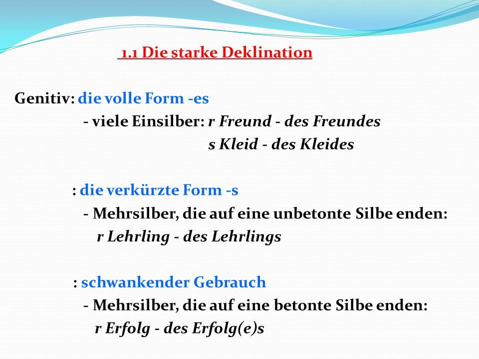 Propria (Eigennamen) Vorsicht: In Deutschland gibt´s viele Neustadt.