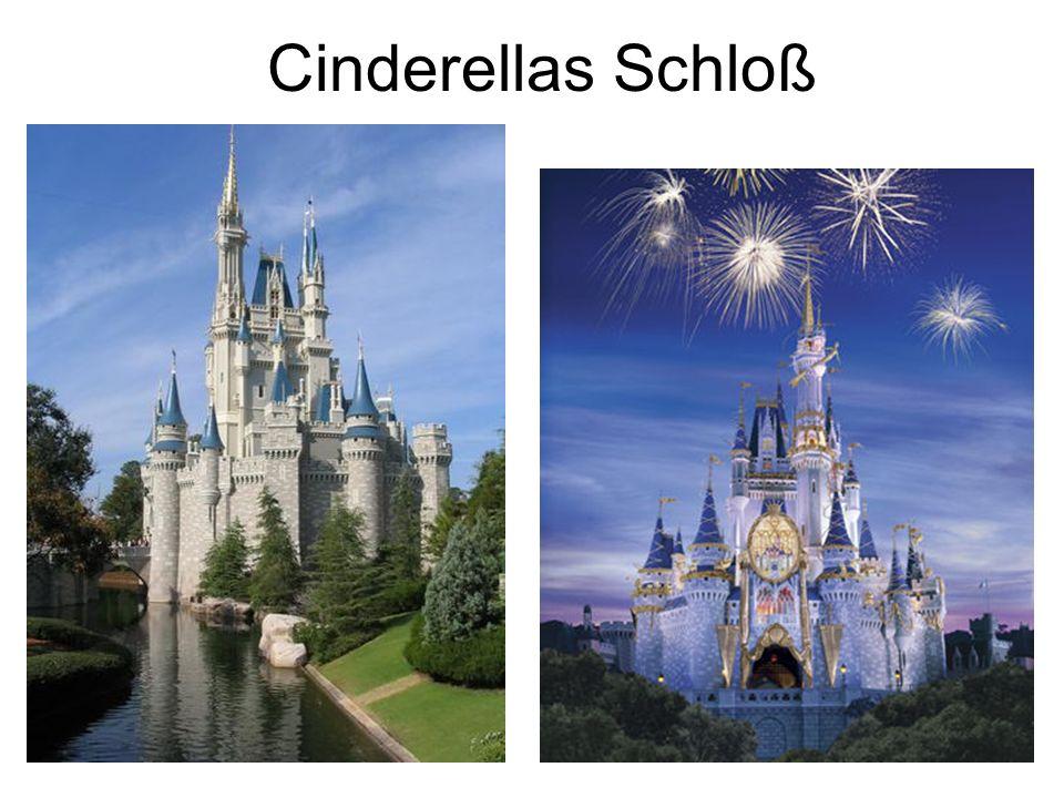 Cinderellas Schloß