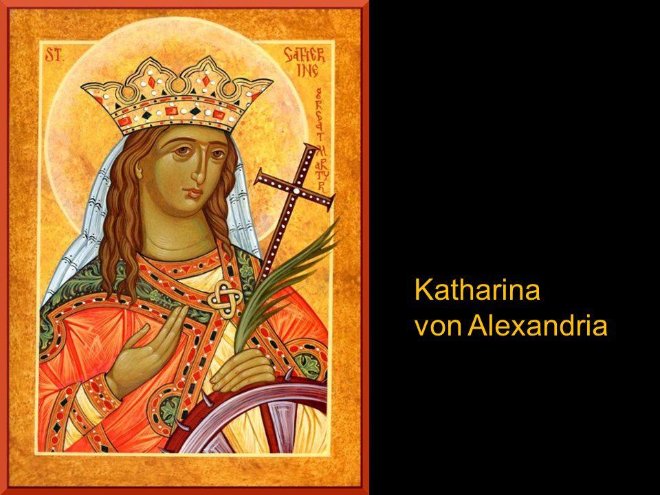 13 Katharina von Alexandria