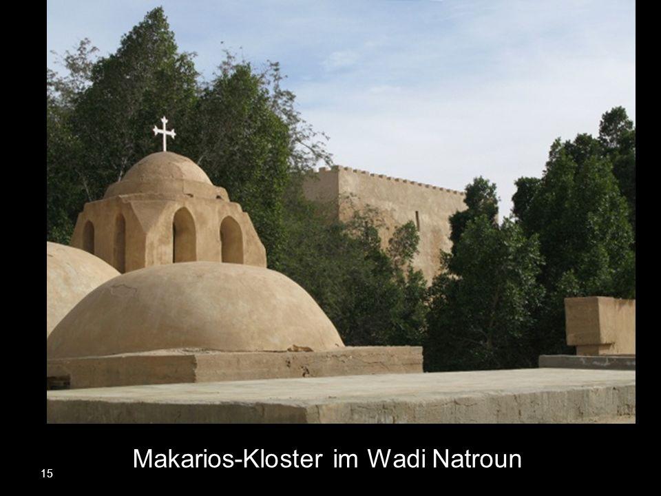 15 Makarios-Kloster im Wadi Natroun