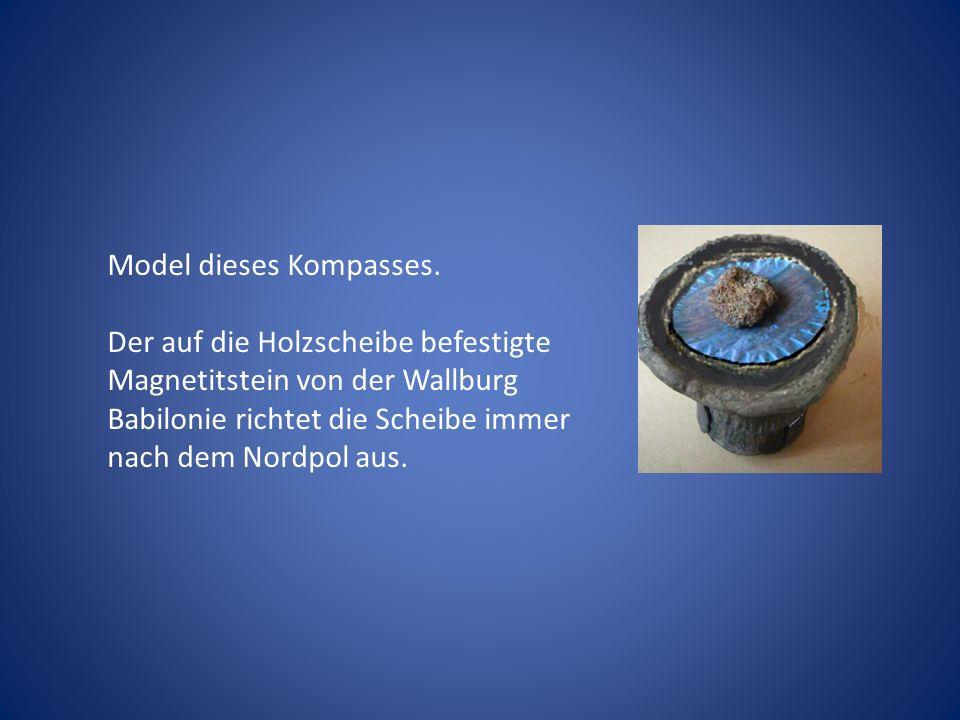 Model dieses Kompasses.
