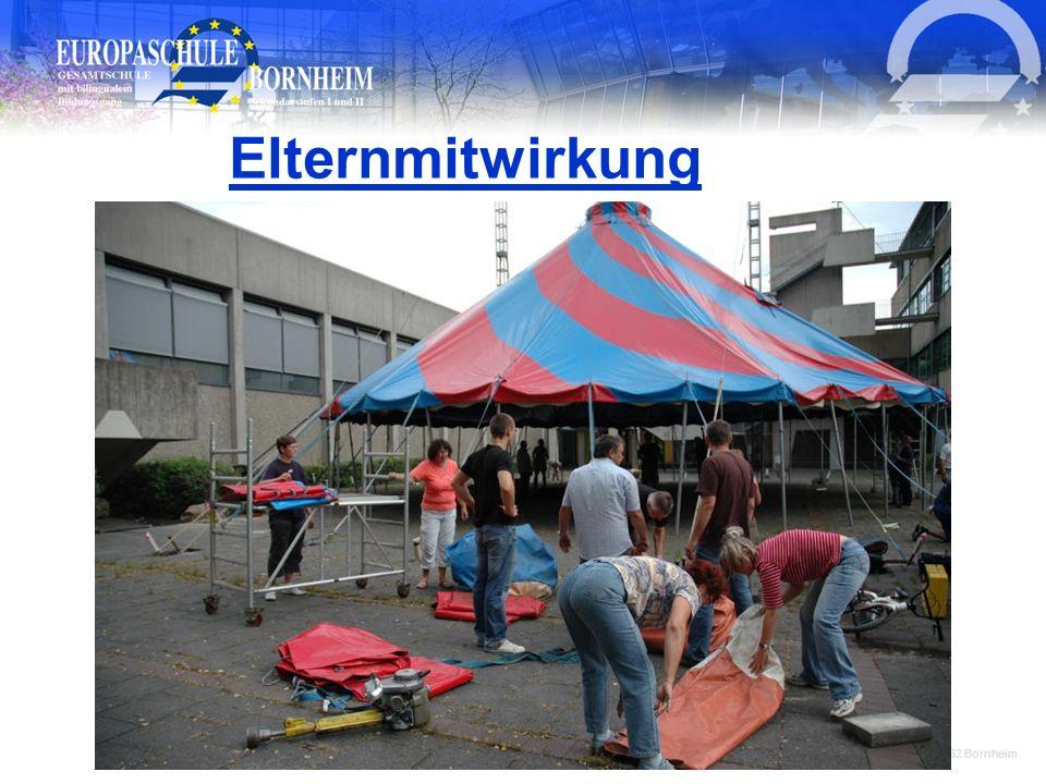 Europaschule Bornheim, Goethestr. 1, 53332 Bornheim Elternmitwirkung