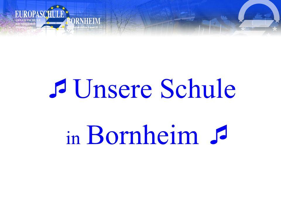 Unsere Schule in Bornheim