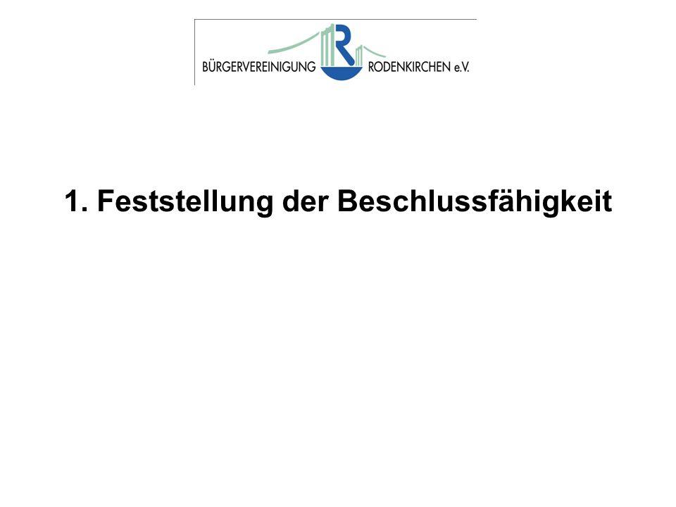 2.Bericht des Vorsitzenden Vorstandsarbeit Dieter Maretzky 23.