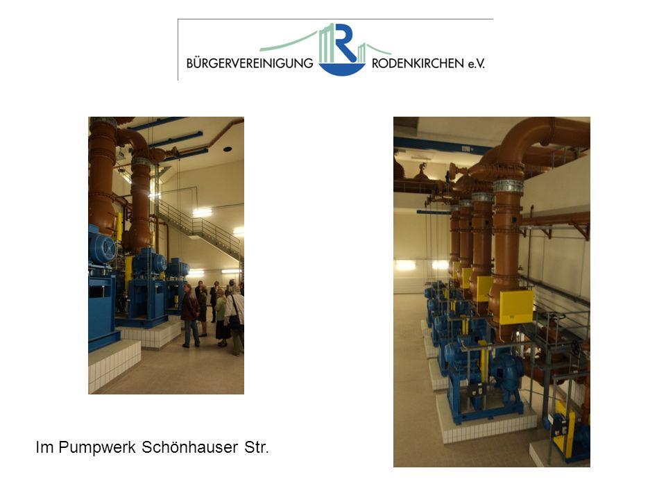 Im Pumpwerk Schönhauser Str.