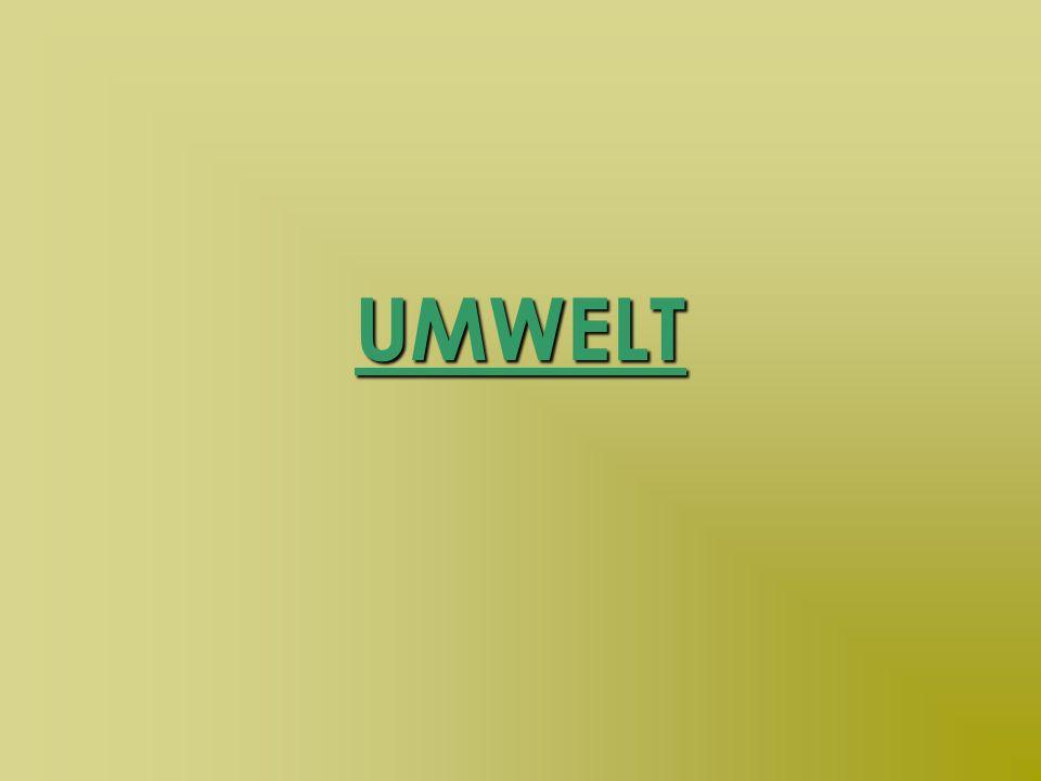 UMWELT